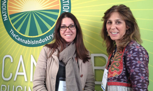 Holistic Cannabis Network co-founders Image - Donna Shields and Laura Lagano
