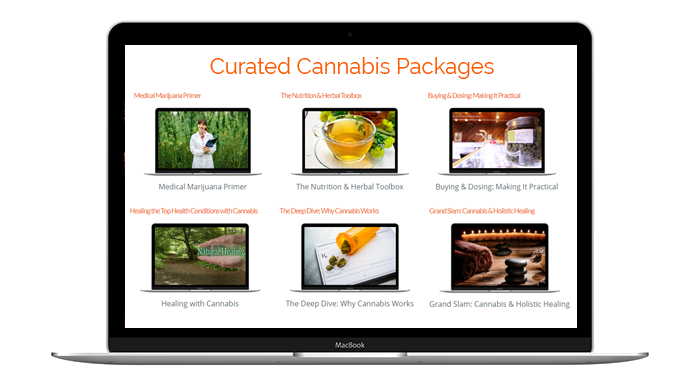 Curated Cannabis Packages image link | Cannabis Education Providers | Holistic Cannabis Academy